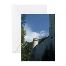 German Castle Greeting Cards (Pk of 20)