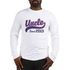 Uncle Since 2013 Long Sleeve T-Shirt