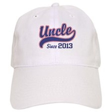 Uncle Since 2013 Baseball Cap