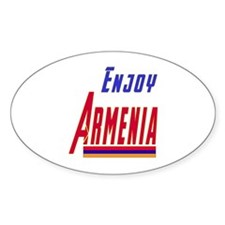Armenia Designs Decal