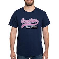 Grandma Since 2013 T-Shirt