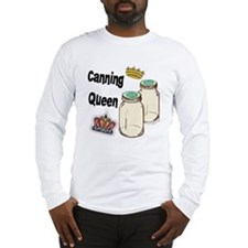 Canning Queen Long Sleeve T-Shirt