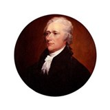 "Alexander Hamilton 3.5"" Button (100 pack)"