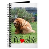 Wookie, Smooth Chow Chow Journal