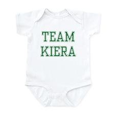 TEAM KIERA  Infant Bodysuit