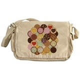 Cookies Messenger Bag