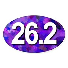 Super Unique 26.2 (purple version) Decal