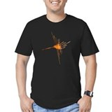 Nazca Hummingbird-rus T-Shirt