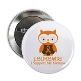 "Memaw Leukemia Support 2.25"" Button (10 pack)"