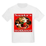 Santa's Workshop Kids T-Shirt