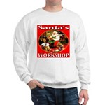 Santa's Workshop Sweatshirt