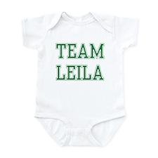 TEAM LEILA  Infant Bodysuit