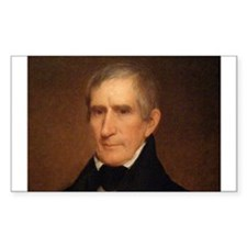 William Henry Harrison Decal