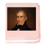 William Henry Harrison Infant Blanket
