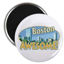Awesome Boston B&O Magnet
