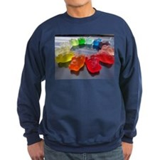 Rainbow of Gummi Bears Sweatshirt