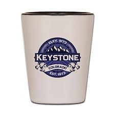 Keystone Midnight Shot Glass