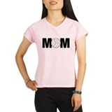 Volleyball Mom Peformance Dry T-Shirt