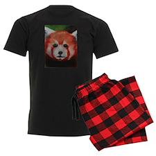 Men's Red Panda Pajamas