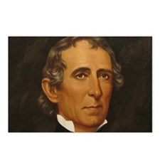 John Tyler Postcards (Package of 8)