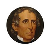 "John Tyler 3.5"" Button (100 pack)"