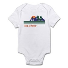 Keep on Hiking Infant Bodysuit