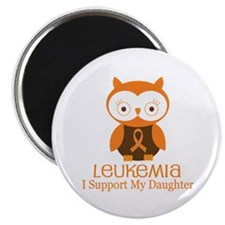 Daughter Leukemia Support Magnet