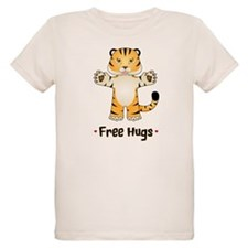 Free Tiger Hugs T-Shirt