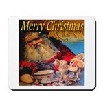Merry Christmas Santa Claus Mousepad