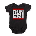 RUN ERI Baby Bodysuit