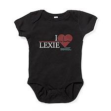 I Heart Lexie Baby Bodysuit
