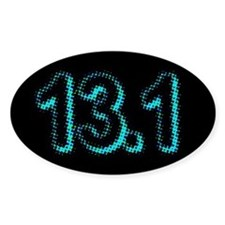 Super Unique 13.1 POP ART BLUE Decal