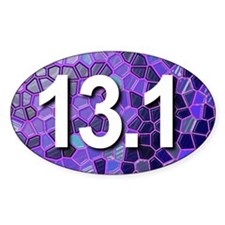 Super Unique 13.1 PURPLE Decal