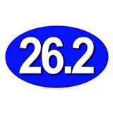 26.2 Oval Decal Decal