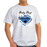 Baby Boy New Grandma T-Shirt