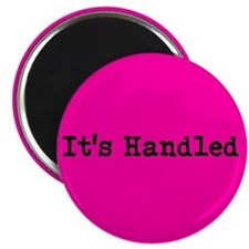 It's Handled Magnet