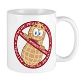Severe Peanut Allergy Coffee Mug