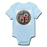 City of Los Angeles Infant Bodysuit