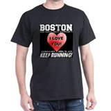 Boston Keep Running T-Shirt