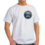 Costa Mesa - City of the Arts Ash Grey T-Shirt