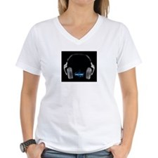 Live for Music Headphones T-Shirt
