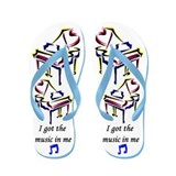 PIANIST Flip Flops