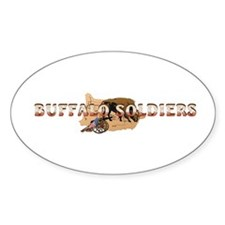 ABH Buffalo Soldiers Decal