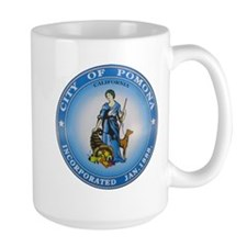 Cute California city Mug