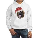Christmas Leonberger Jumper Hoody