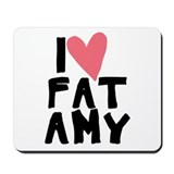 Pitch Perfect Fat Amy Mousepad