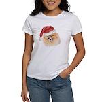 Christmas Pomeranian Women's T-Shirt