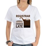 Registrar chocolate Shirt