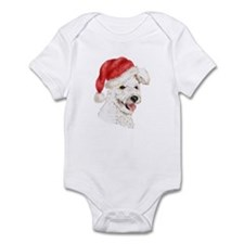 Christmas Pumi Infant Bodysuit