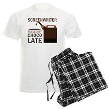 Screenwriter Chocolate Pajamas